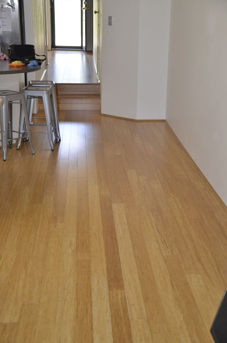 Prolex Bamboo Flooring - Natural