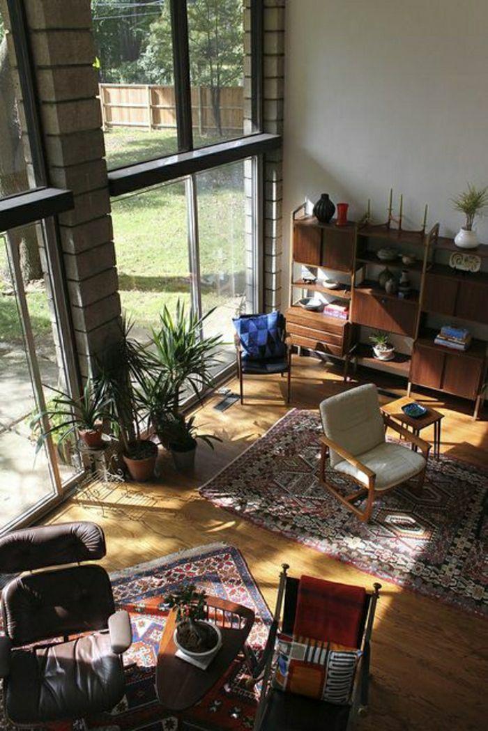 les ateliers et lofts une demeure moderne loft atelier and window. Black Bedroom Furniture Sets. Home Design Ideas
