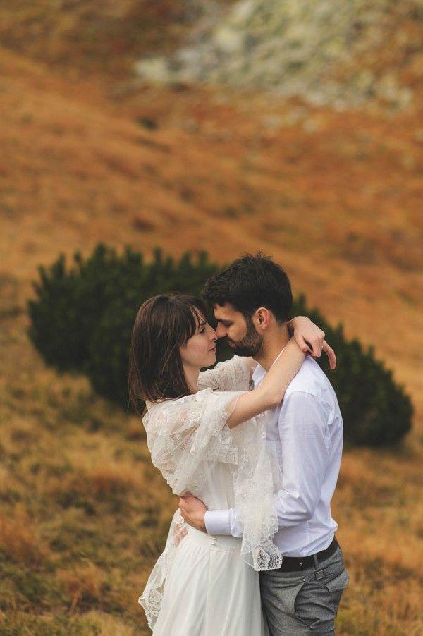 Gorgeous Polish Wedding in the Mountains   DreamEyeStudio