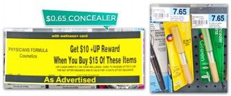 Physicians Formula Concealer, Only $0.65 at Rite Aid!