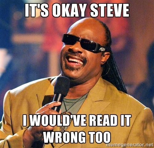 Stevie Wonder understands