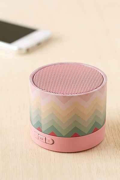 I want bluetooth speaker! Why? For enjoyment, comfort, convenience.