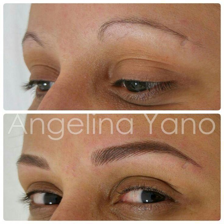 Places To Get Your Eyebrows Threaded My Eyebrows The Threading Salon 20190610 Permanent Makeup Eyebrows Permanent Makeup Microblading Eyebrows