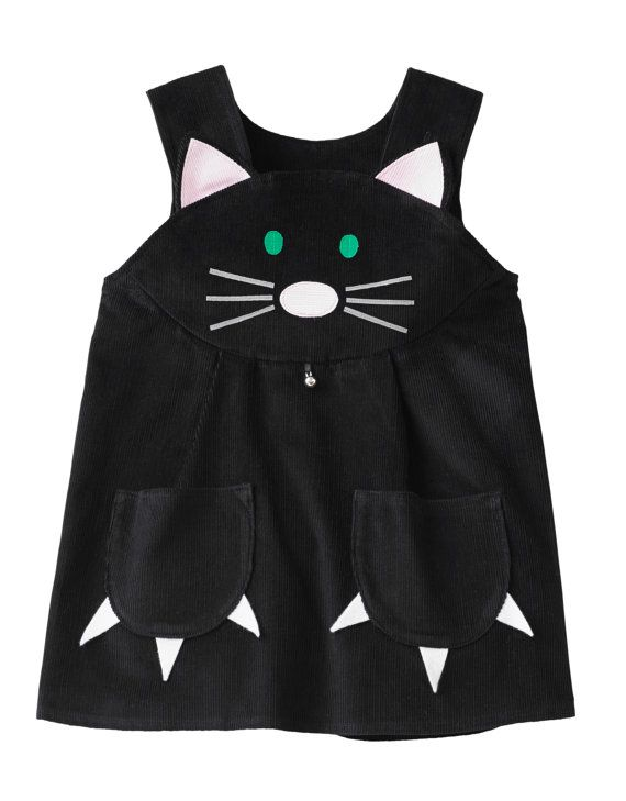 Etsy の Black cat dress up costume. by wildthingsdresses