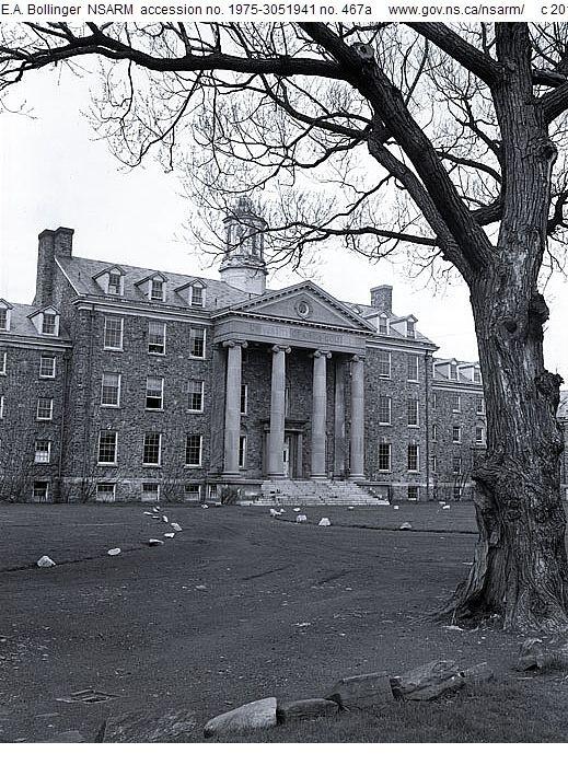Our school in 1941 (via Nova Scotia Archives)