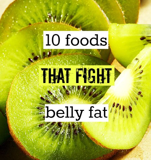 10 Foods That Fight Belly Fat - If you feel like you're eating all the right stuff, but to no avail, your microbiome, the newly discovered ecosystem of bacteria living in your gut, may be out of whack. Fuel it and you'll improve digestion, beat bloat, and boost your metabolism.