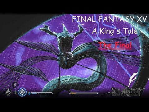 Your cup of coffee and this video on my channel. Let's go! Final Fantasy XV A King's Tale First look The Final https://youtube.com/watch?v=feVdwjBKIpY