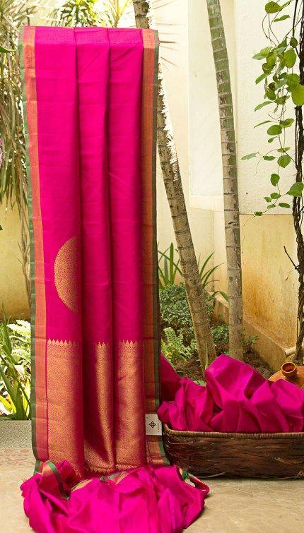 Kanchivaram Silk L03636 | Lakshmi