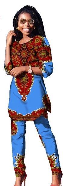 2016 Longues Dessses Femmes Mode Robe Maxi Marque Africaine Bazin Robes pour Femmes Dashiki Ankara En Cascade RuffleWY447 de la boutique en ligne | Aliexpress mobile