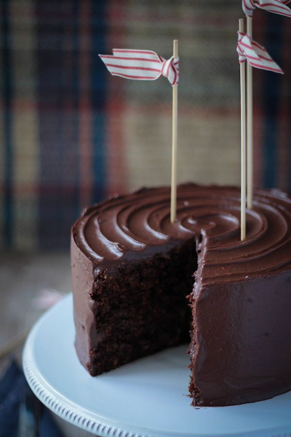 Tarta de zanahoria y chocolate | Pecados de Reposteria