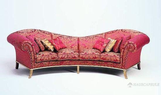 Handgemachte italienische Möbel von colombostile sofa rosa