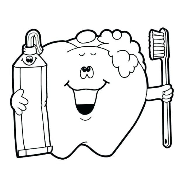 25 Inspiration Image Of Tooth Coloring Pages Entitlementtrap Com Tooth Cartoon Cartoon Coloring Pages Coloring Pages
