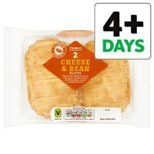 Tesco Cheese And Bean Slices 300G