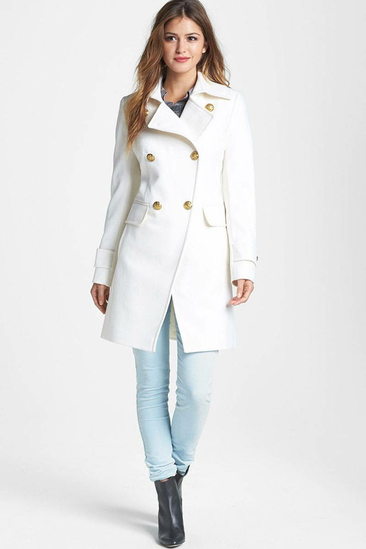 78  ideas about White Winter Coat on Pinterest | Winter coats for