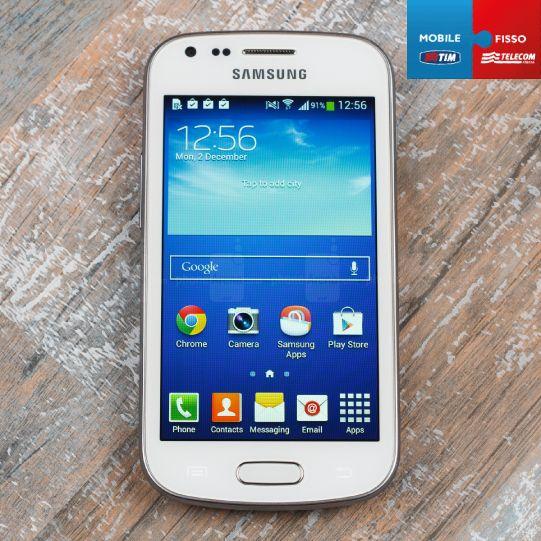 Se attivi TIM SMART puoi avere il #Galaxy Trend Lite a soli 44 €.
