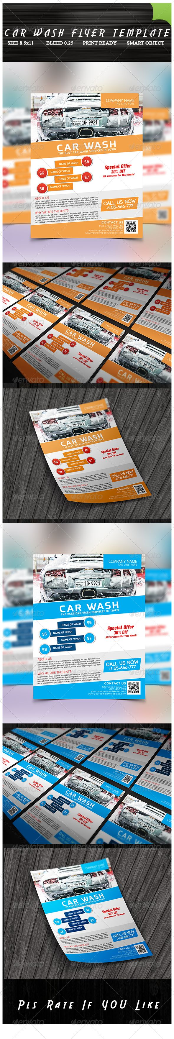 top idei despre car wash business pe car wash flyer