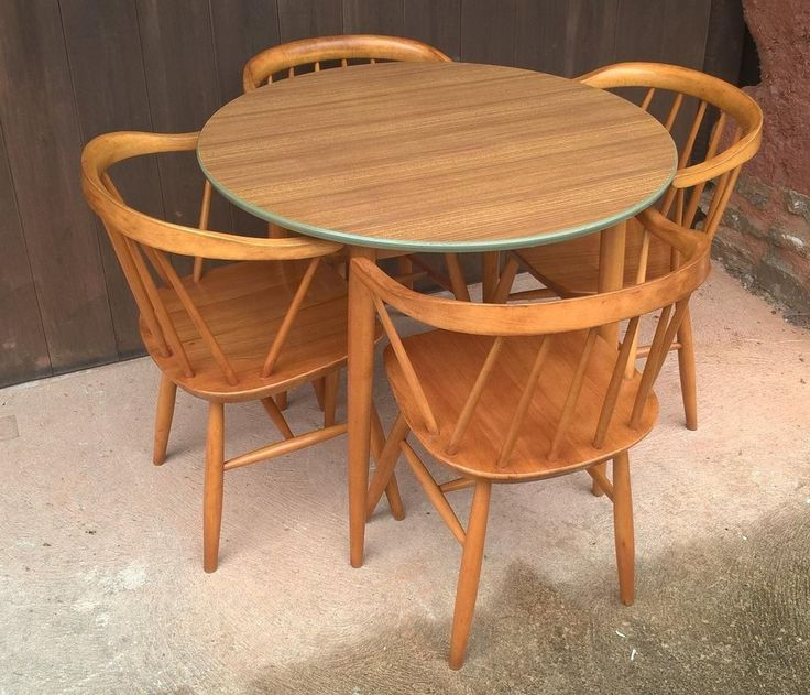 best 25+ retro table and chairs ideas on pinterest | retro kitchen