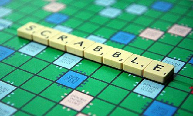 Bad at Scrabble? You're not playing it right! Expert gamers train different parts of their brains to spot words everyday players miss...