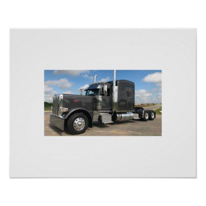 2018 peterbilt 389 poster - decor gifts diy home & living cyo giftidea