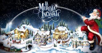 Mercatini e Villaggio di Babbo Natale tutti i weekend dal 08 dicembre 2015 al 03 gennaio 2016 a Santeramo in Colle (Ba)