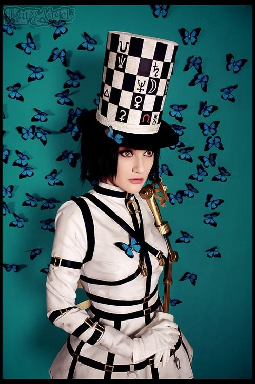 Alice Madness Returns - Steampunk Hattress by Katy-Angel  #Cosplay