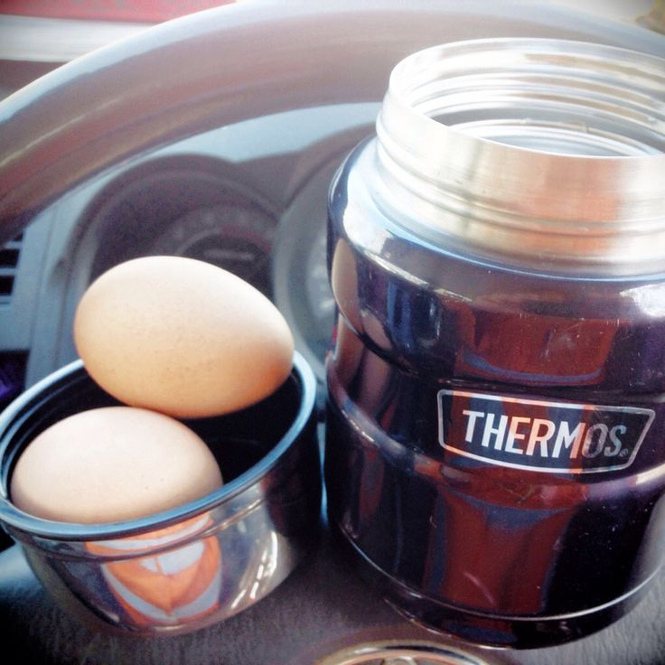 Eggs on the Road