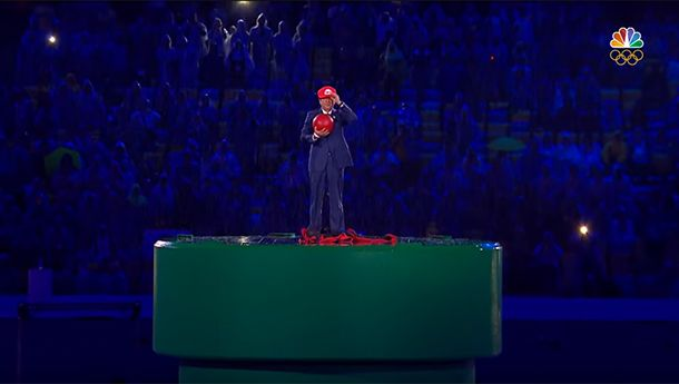 Japan Prime Minister Shinzo Abe Closes Rio Olympics Dressed As Mario - News - www.GameInformer.com