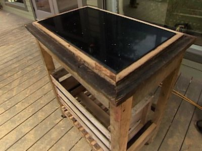 How To Build A Portable Kitchen Cart