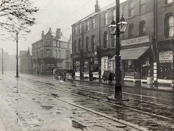 Smithdown Road. liverpool