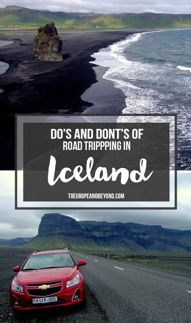 The complete guide to roadtripping in Iceland.