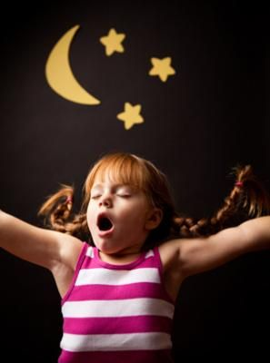 Bedtime Yoga for Kids for a Good Night's Sleep 5 yoga poses
