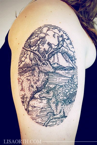31 best images about linework tattoos on pinterest tattoo wolf color wheel tattoo and line. Black Bedroom Furniture Sets. Home Design Ideas