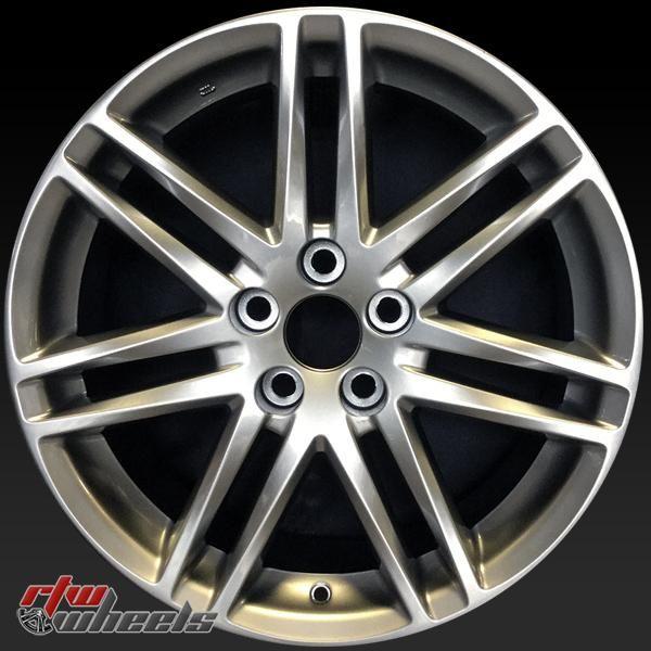 """Scion TC oem wheels for sale 2011-2013. 18"""" Grey rims 69599 - https://www.rtwwheels.com/store/shop/18-scion-tc-oem-wheels-for-sale-grey-rims-69599/"""