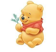 Mmmmm, que será esto? #Winnie #Pooh