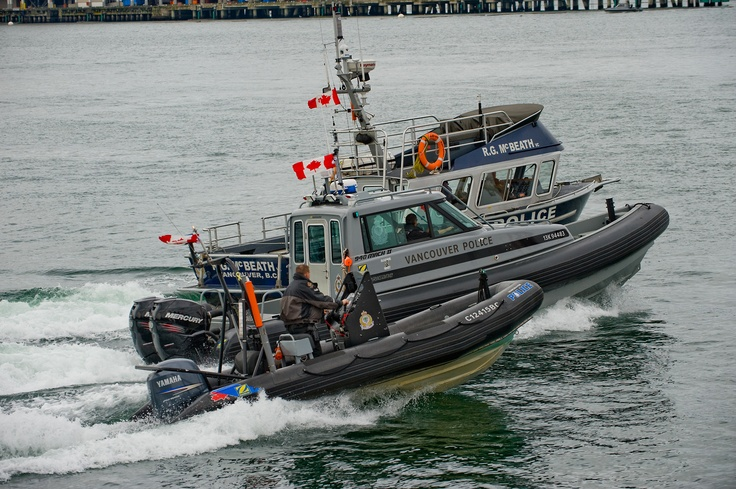 The three VPD vessels