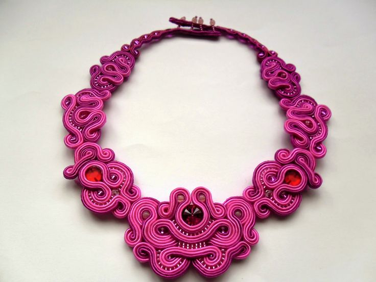 It's my soutache fairy tale
