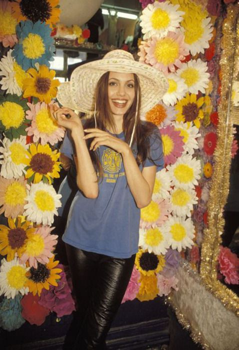 Angelina- We are Sunflowers among roses