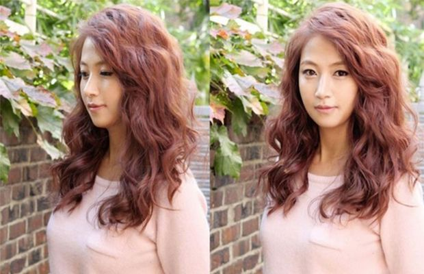 pink brown hair color - Google Search
