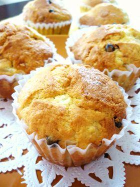 「バナナチョコマフィン」katumi | お菓子・パンのレシピや作り方【corecle*コレクル】