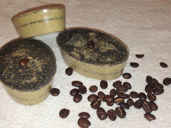 Goats Milk Coffee & Cedarwood Essential by CreativeSimpleLiving