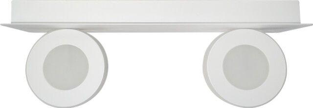 Proiectat vizual placut ca un ansamblu din doua piese rotunde LED ce consuma 6W, CORPUL LED 6W ROTUND 7952 este exemplul care arata efectul rezultat din imbinarea tehnologiei performante si a bunului gust. Se alimenteaza la tensiune 220V.