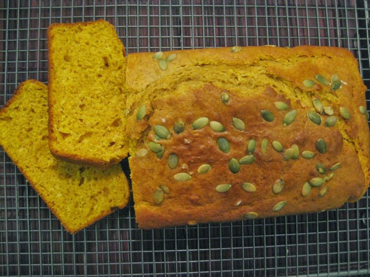 My Thermomix Kitchen - Blog for healthy low fat Weight Watchers friendly recipes for the Thermomix : Pumpkin Bread
