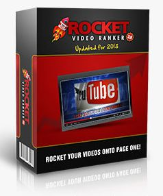Rocket Video Ranker 3.0 Review – Best Video SEO Methode to Rank All your Video Fast and Easy at Youtube and Google using key phrases from your videos
