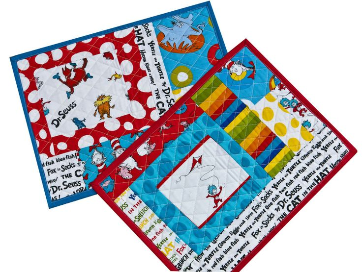 Wonderful 83 best Dr. Seuss fabric projects images on Pinterest | Baby  FV71