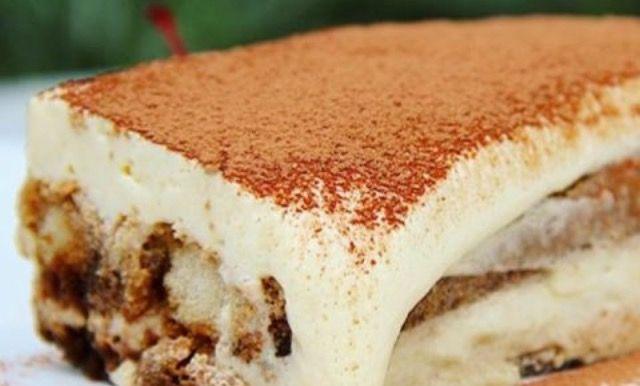 Tiramisù Pavesini con Crema di Ricotta e Cacao  Clicca il link per la ricetta completa sul mio blog 😍 😍 😍