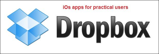 Three iOs apps for practical users App, File