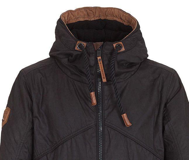 Naketano Male Jacket Don Diva schwarz Neu Gr.L in Kleidung