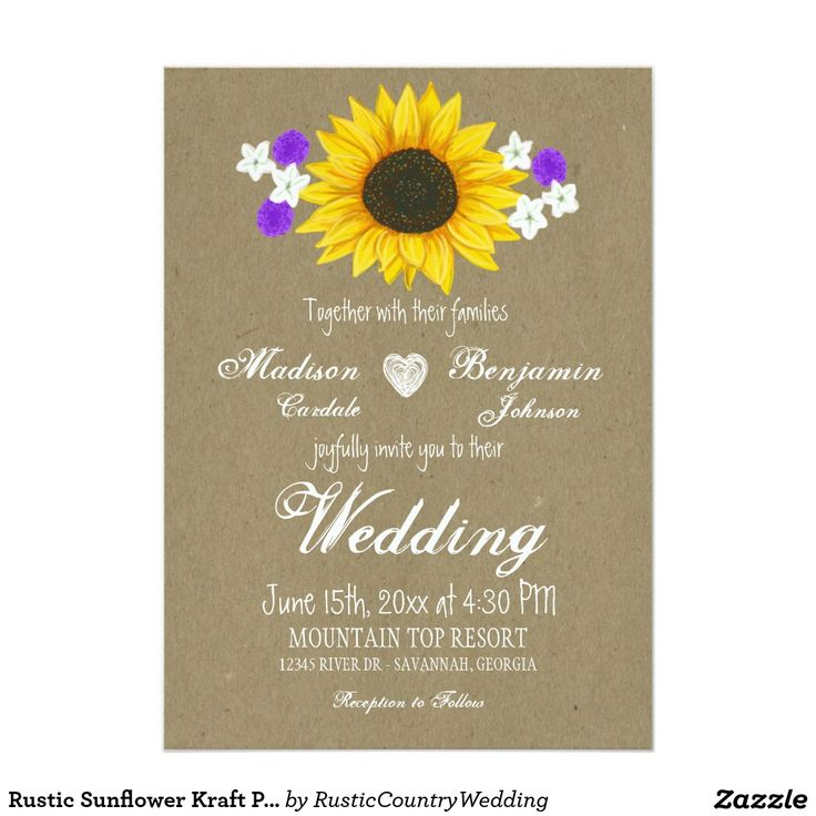 8322 best Country Style Wedding Invitations, Ideas, Inspirations ...