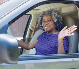 Senior Driver Safety Course Sponsored by AARP Nov. 7