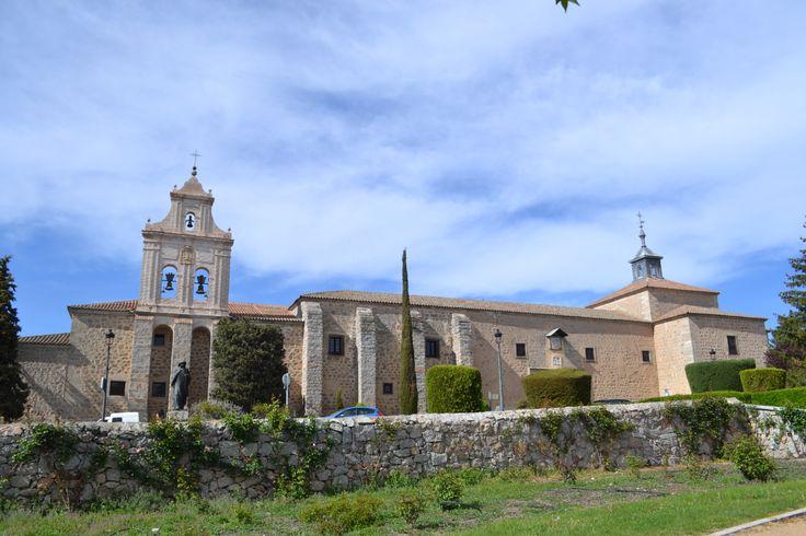 Convento de la Encarnación (Ávila) donde vivió Santa Teresa de Jesús